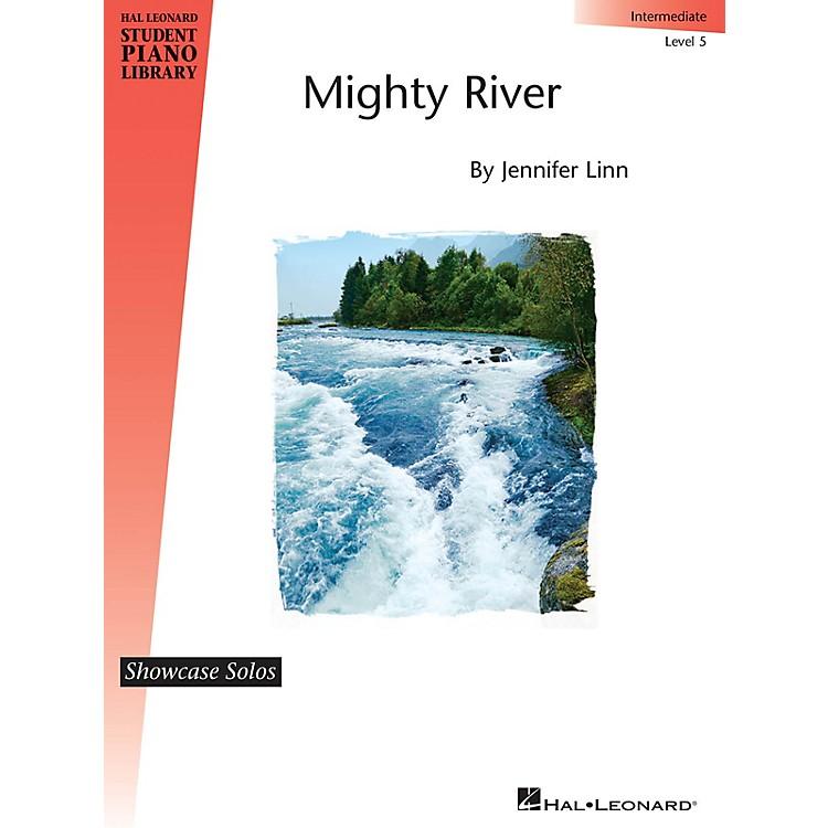 Hal LeonardMighty River Piano Library Series by Jennifer Linn (Level Inter)