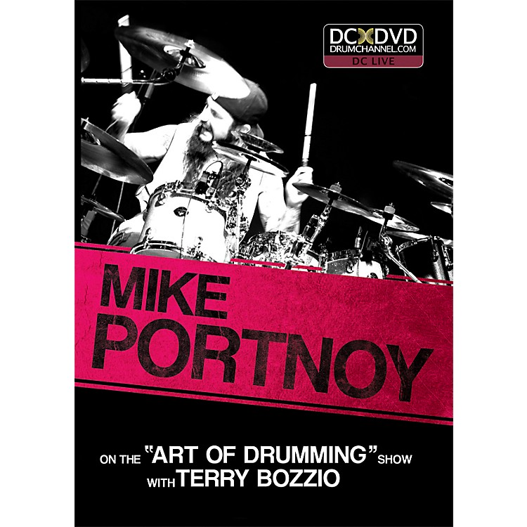 The Drum ChannelMike Portnoy - On the 'Art of Drumming' Show DVD with Terry Bozzio
