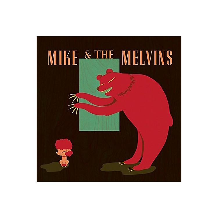 AllianceMike & the Melvins - Three Men & a Baby