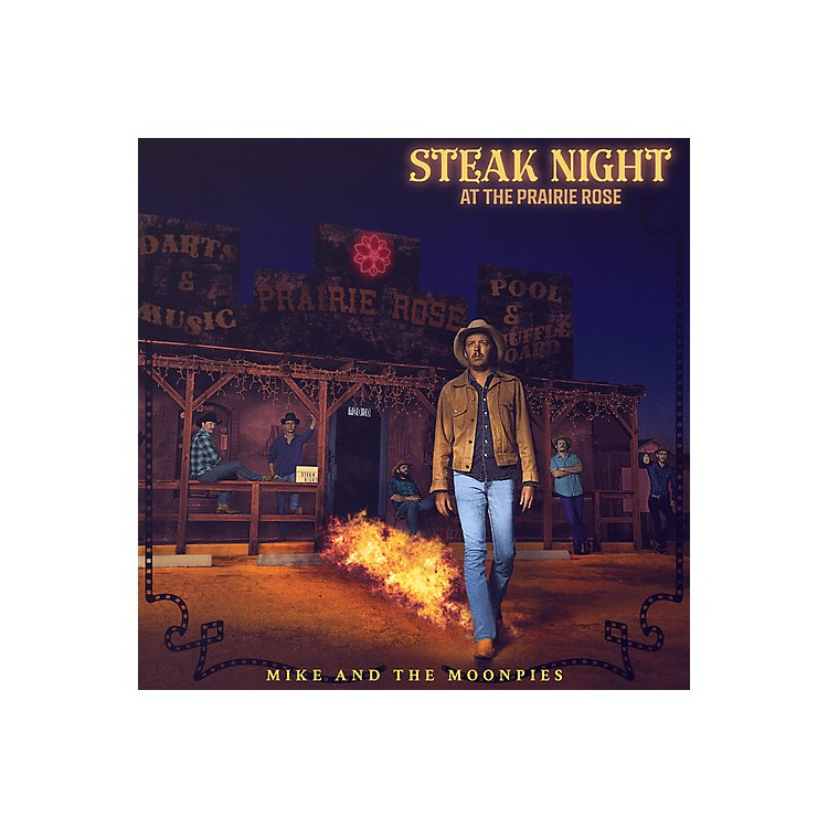 Alliance Mike & the Moonpies - Steak Night At The Prairie Rose