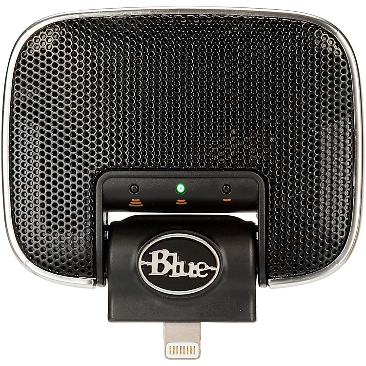 BLUEMikey Digital iOS Recording Interface with Lightning Connector