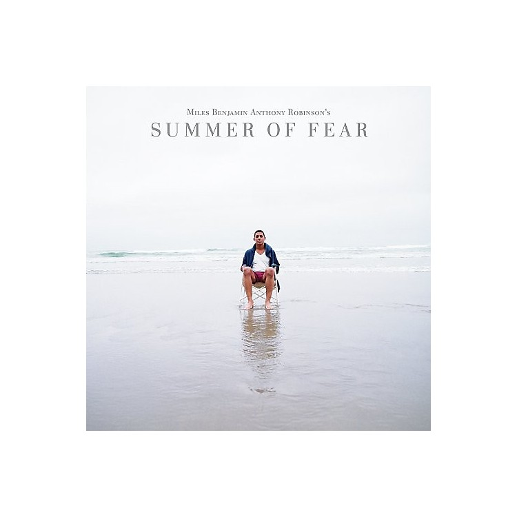 AllianceMiles Benjamin Anthony Robinson - Summer Of Fear