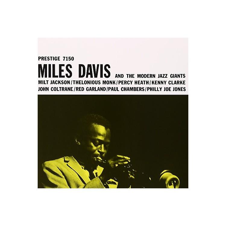 AllianceMiles Davis - Miles Davis & the Modern Jazz Giants
