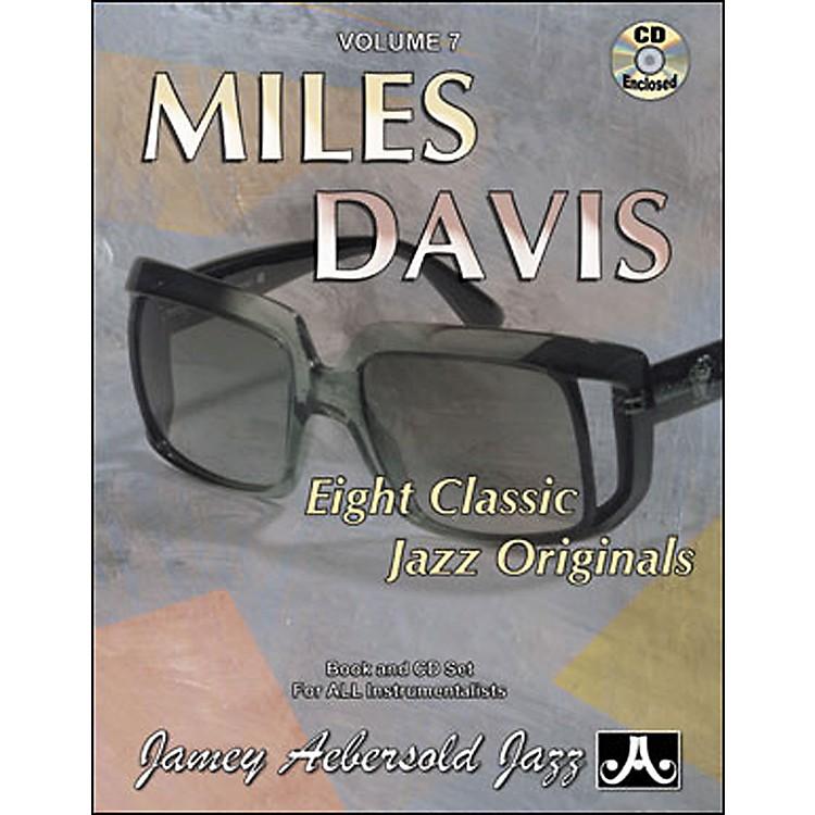 Jamey AebersoldMiles Davis Book and CD