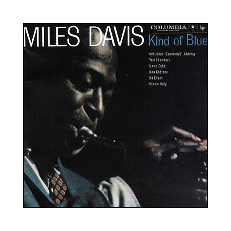 Columbia Miles Davis Kind of Blue