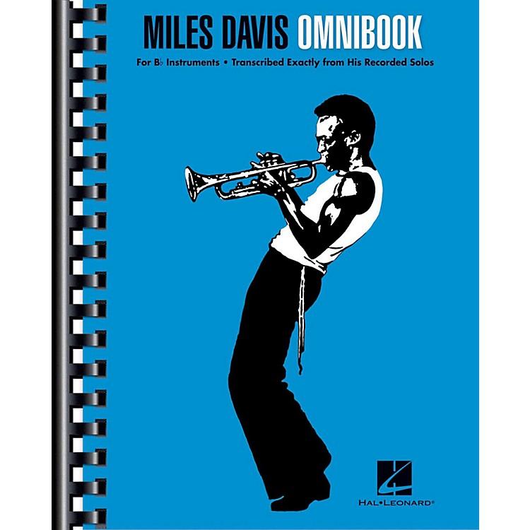 Hal LeonardMiles Davis Omnibook For B-Flat Instruments (Bb)