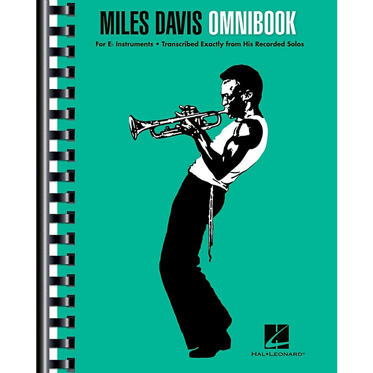 Hal LeonardMiles Davis Omnibook For E-Flat Instruments