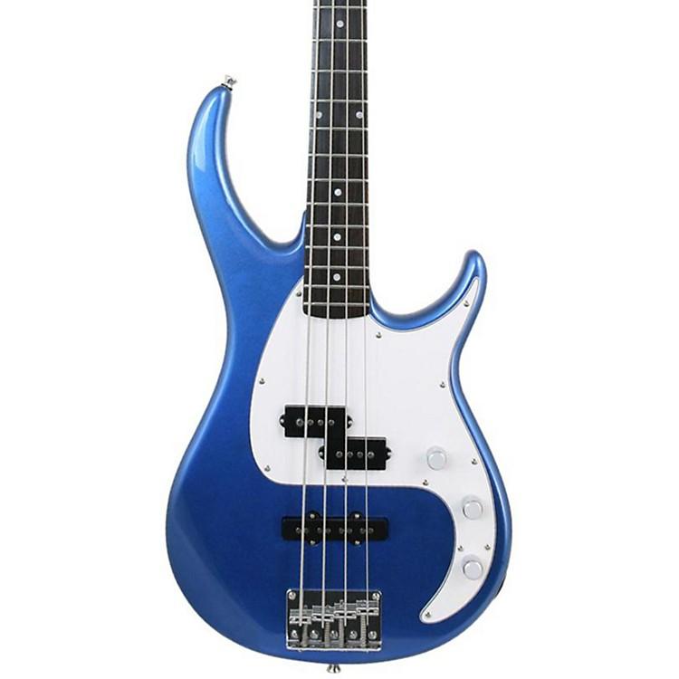PeaveyMilestone 4 String Electric BassGulf Coast Blue