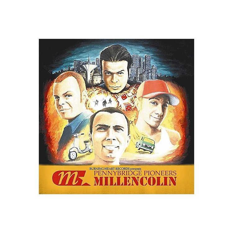 AllianceMillencolin - Pennybridge Pioneers