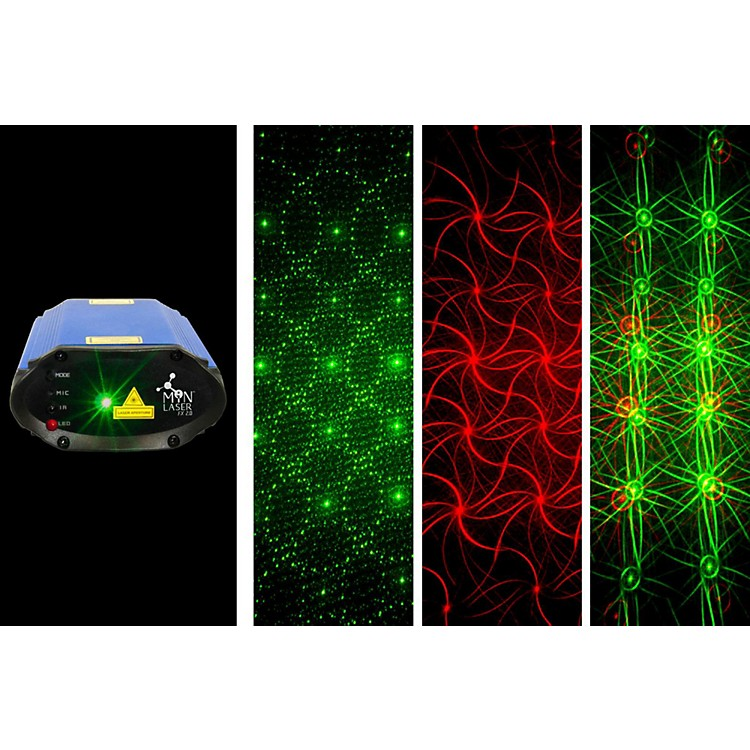 CHAUVET DJMin Laser FX 2.0