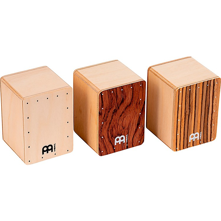 Meinl Mini Cajon Shaker Ovangkol Finish