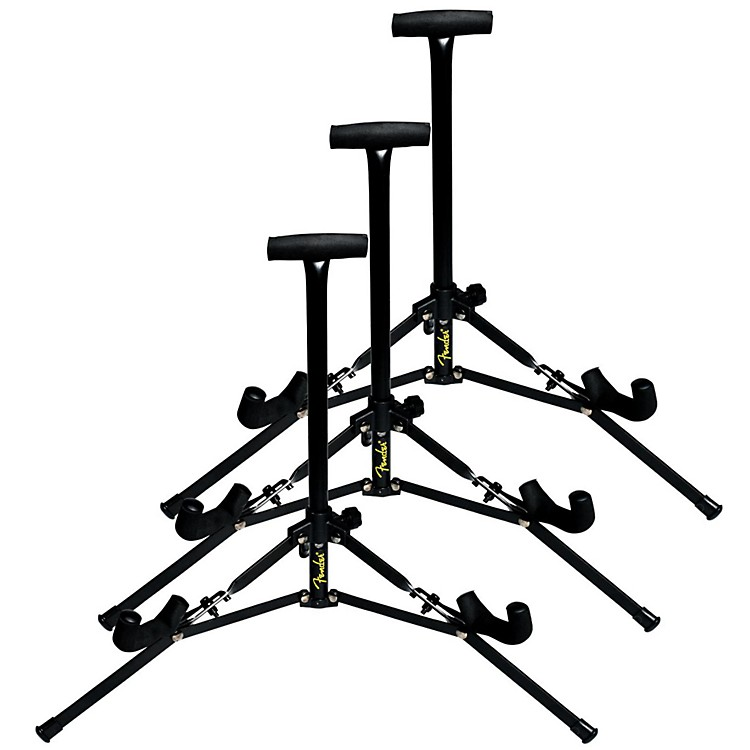 FenderMini Electric Guitar Stand 3-Pack