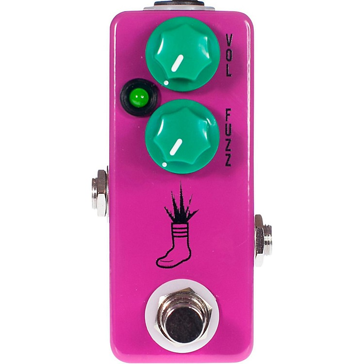 JHS Pedals Mini Foot Fuzz Guitar Effects Pedal