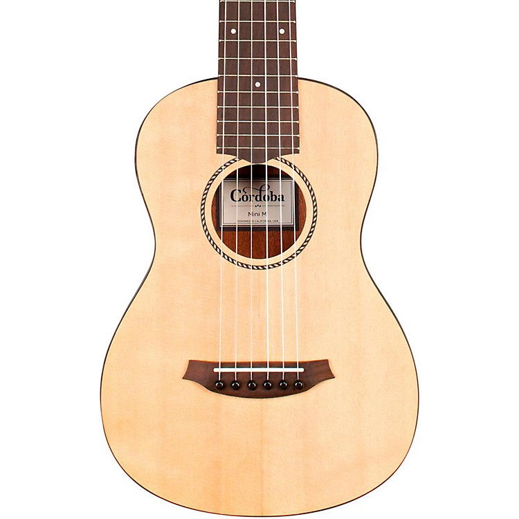 Cordoba Mini Mahogany Nylon String Acoustic Guitar Natural