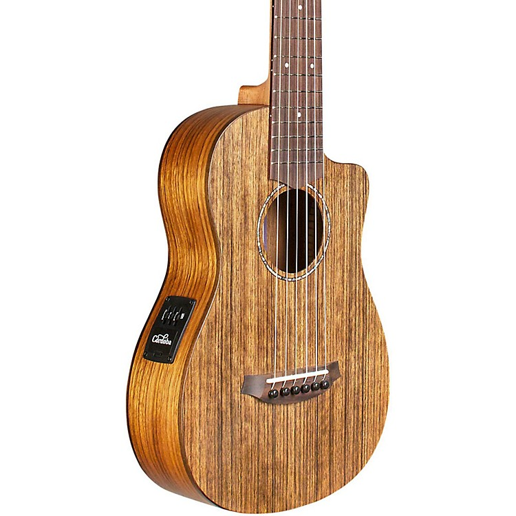 Cordoba Mini O-CE Acoustic Guitar Satin Natural