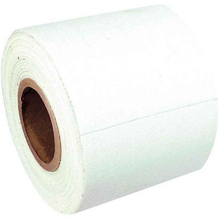 American Recorder Technologies Mini Roll Gaffers Tape 2 In x 8 Yards Basic Colors White