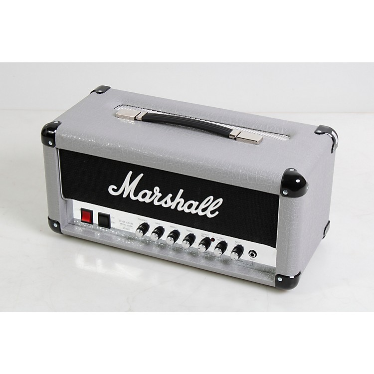 Marshall Mini Silver Jubilee 20W Tube Guitar Head Silver