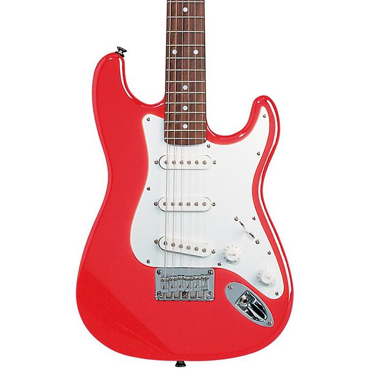 SquierMini Strat Electric GuitarTorino Red