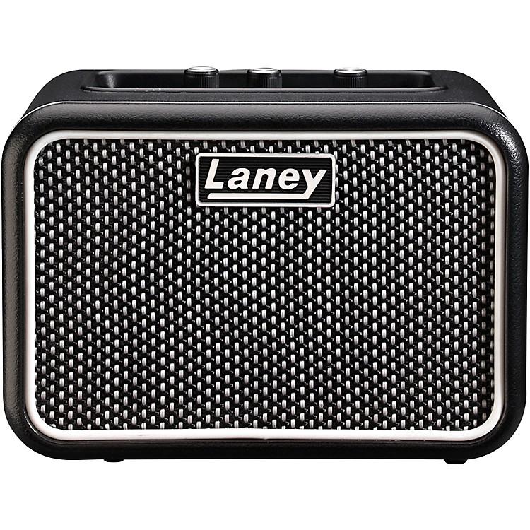 LaneyMini-SuperG 3W 1x3 Guitar Combo AmpBlack and Silver
