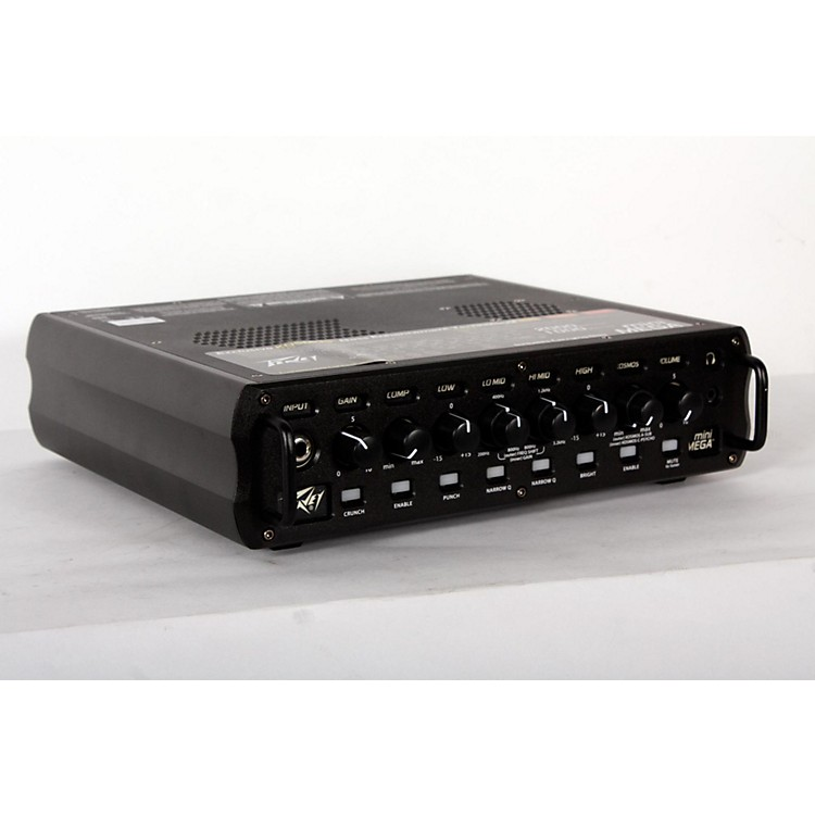 PeaveyMiniMEGA 1,000W Bass Amp Head888365905266