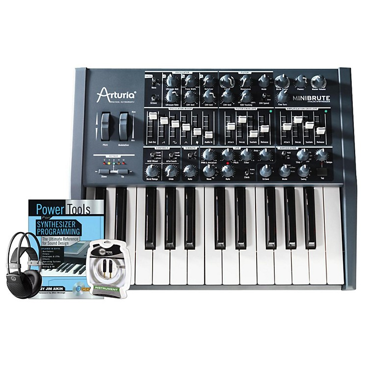 Arturia Minibrute Ultimate Synth Package