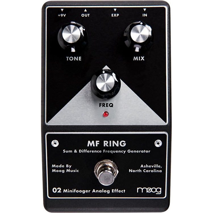 Moog Minifooger Ring Guitar Effects Pedal