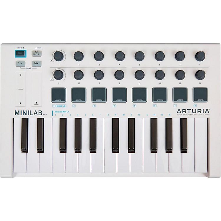 ArturiaMinilab MKII Mini Hybrid Keyboard Controller