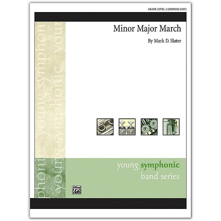 AlfredMinor Major March 2 (Medium Easy)