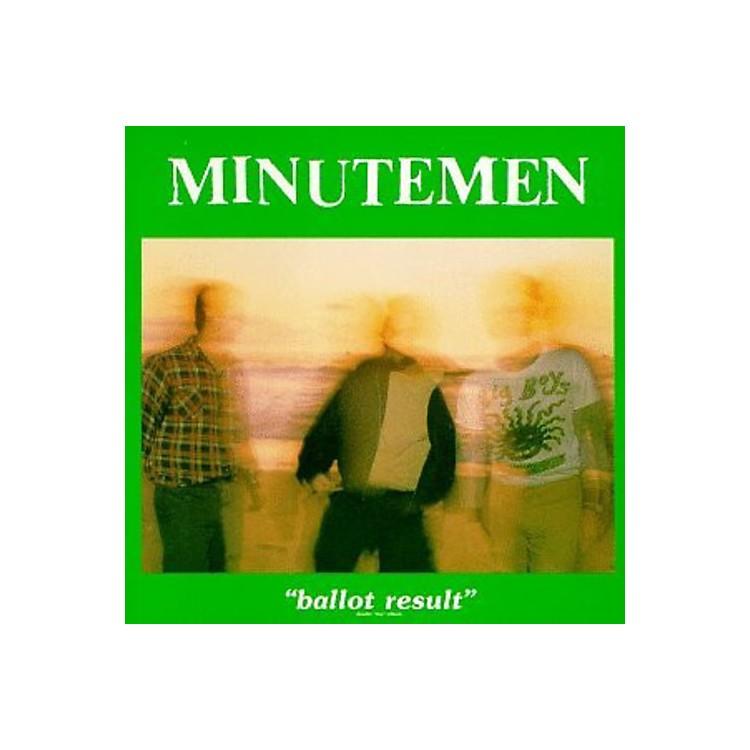 AllianceMinutemen - Ballot Results