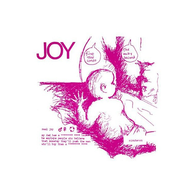 Alliance Minutemen - Joy EP