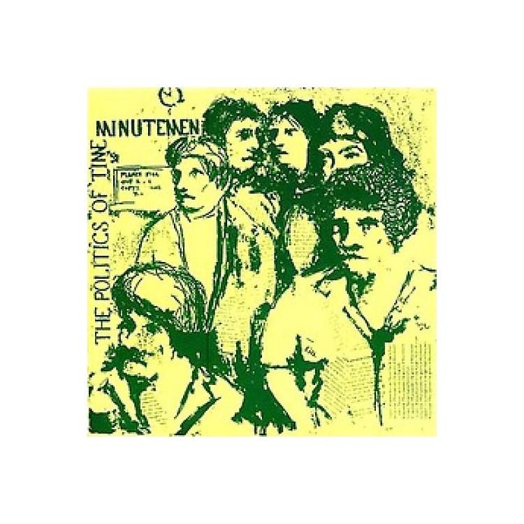 AllianceMinutemen - Politics of Time
