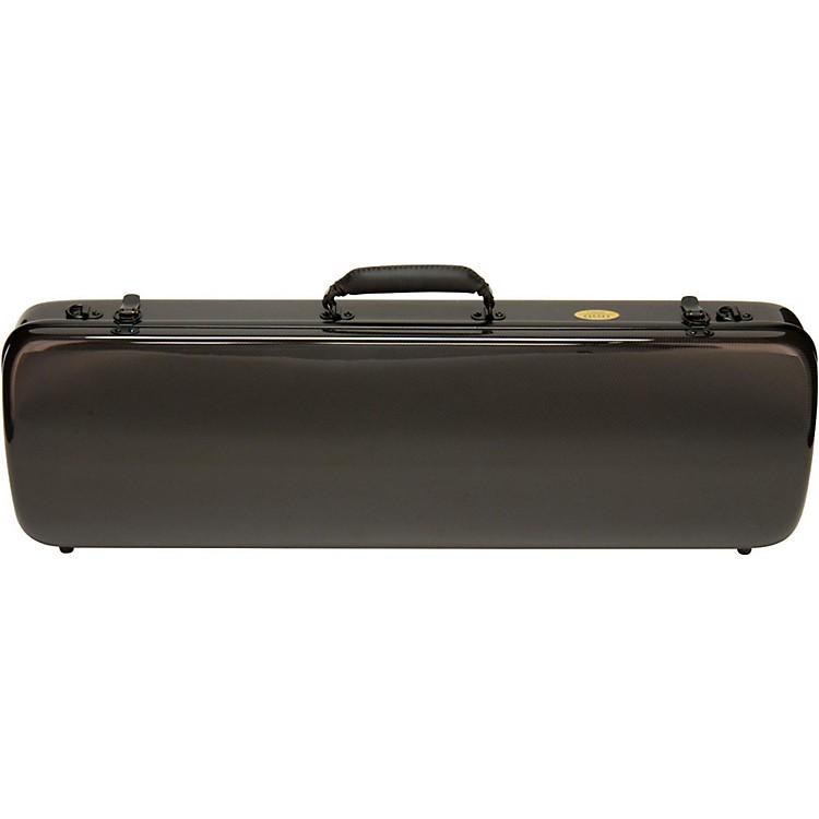 Otto MusicaMirage Series Carbon Hybrid Violin Case4/4 Black