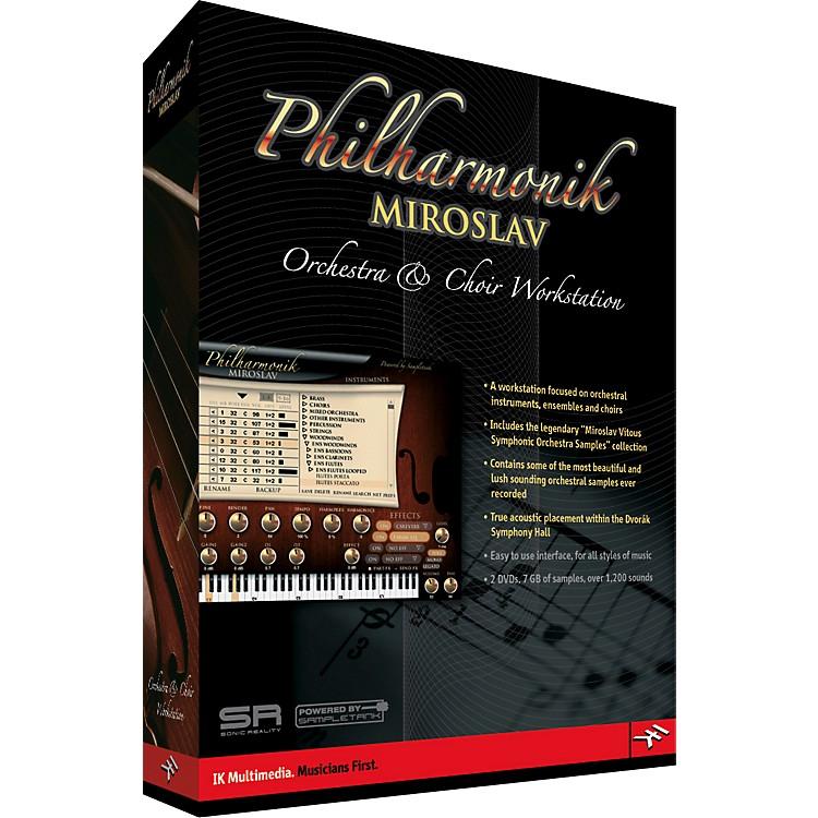 IK MultimediaMiroslav Philharmonik Orchestra Virtual Instrument Workstation