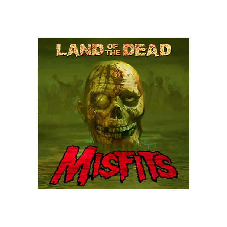 AllianceMisfits - Land Of The Dead [Clear Red Vinyl] [Limited Edition]