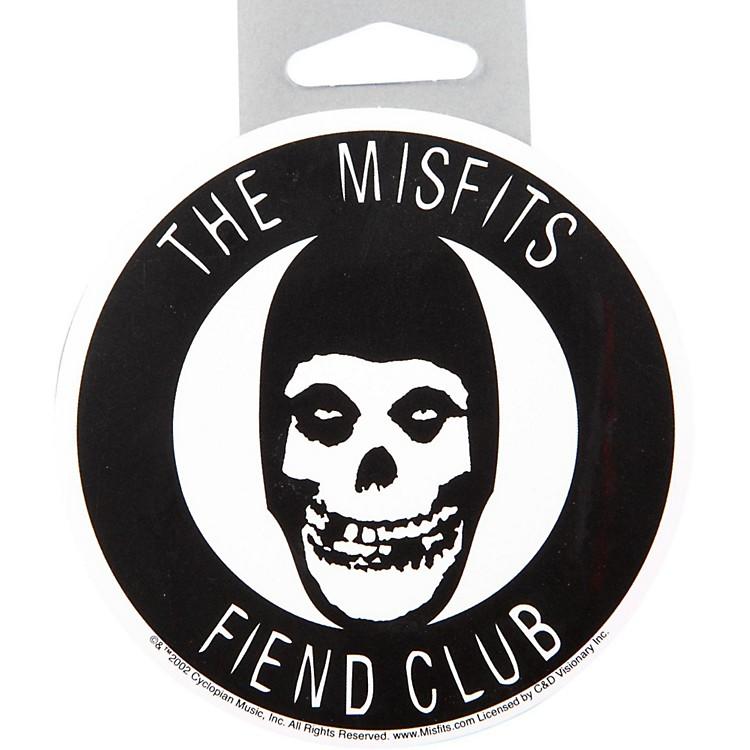 C&D VisionaryMisfits Fiend Club Sticker