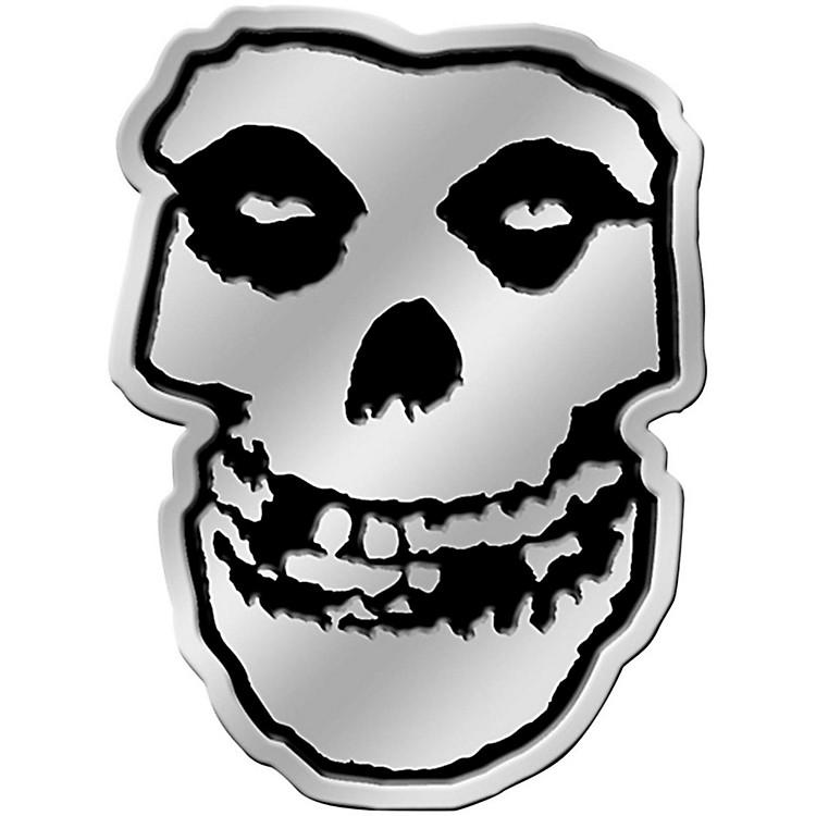 C&D VisionaryMisfits Skull Heavy Metal Sticker