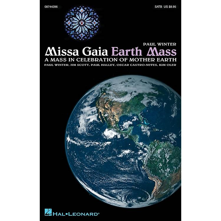 Hal LeonardMissa Gaia (Earth Mass) IPAKS by Paul Winter Composed by Jim Scott
