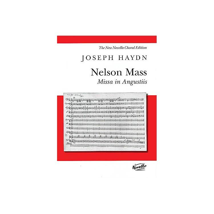 NovelloMissa In Angustiis (Lord Nelson Mass) SATB Score Composed by Franz Joseph Haydn