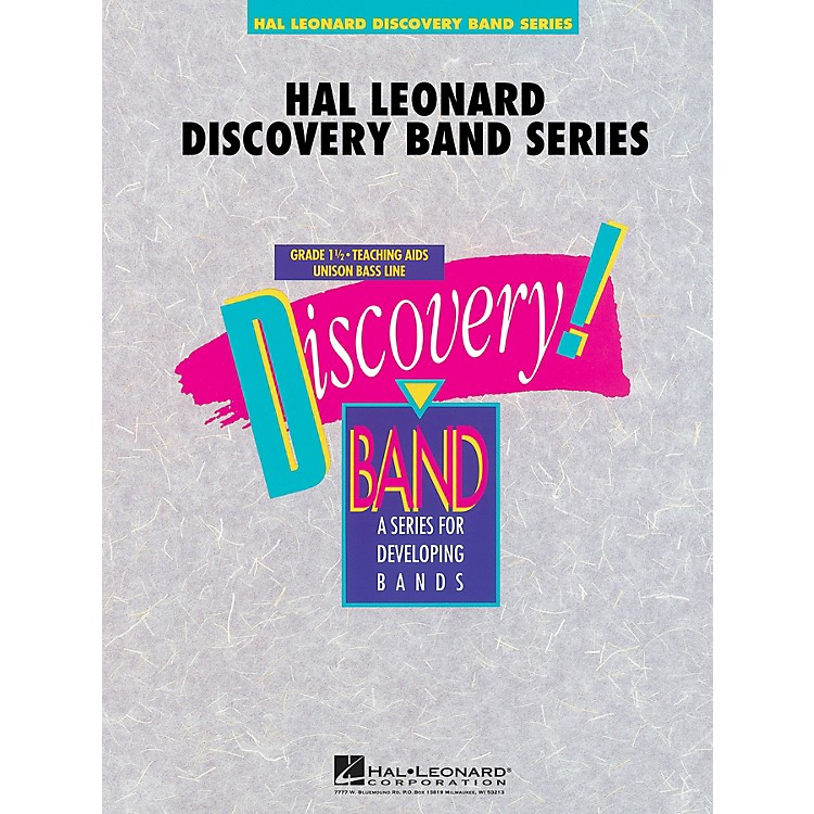 Hal Leonard Mission: Impossible Theme Concert Band Level 1 1/2 Arranged by Paul Lavender