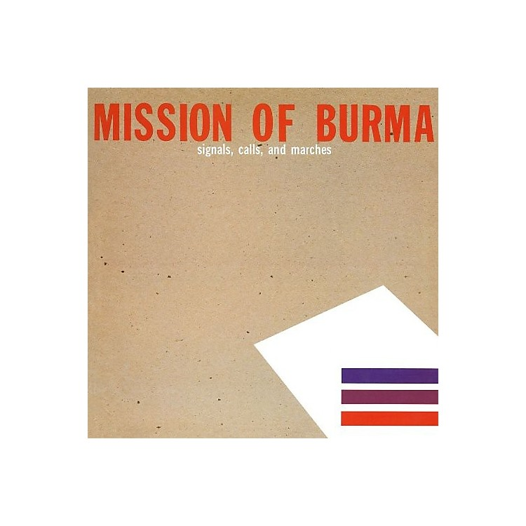 AllianceMission of Burma - Signals, Calls and Marches