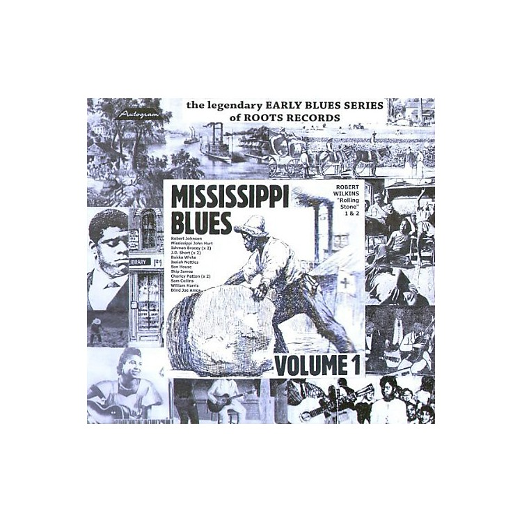 AllianceMississippi Blues 1927-42 - Vol. 1-Mississippi Blues 1927-42