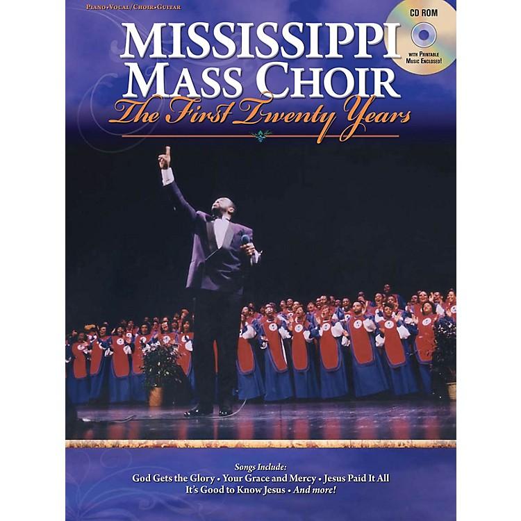 Shawnee PressMississippi Mass Choir (Book/CD-ROM Pack) by Mississippi Mass Choir