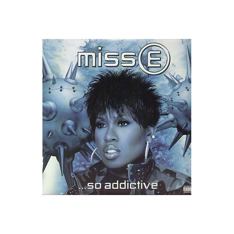 AllianceMissy Misdemeanor Elliott - Miss E. So Addictive