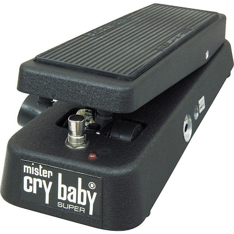 DunlopMister Cry Baby Super Volume/Wah Pedal