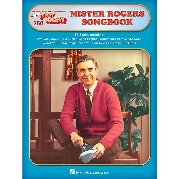 Hal LeonardMister Rogers' Songbook E-Z Play Today Volume 260