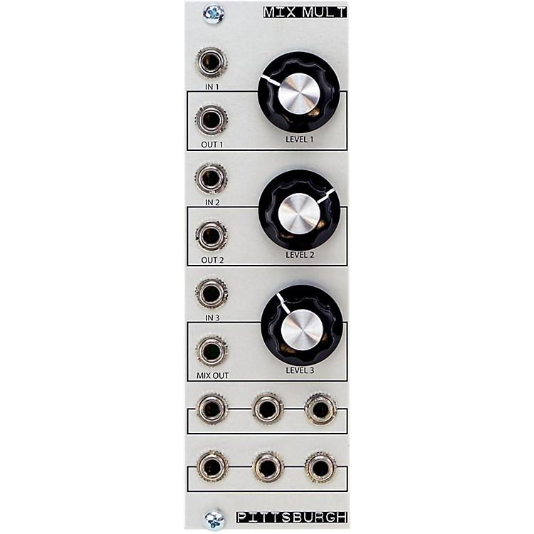 Pittsburgh Modular SynthesizersMix Mult Module