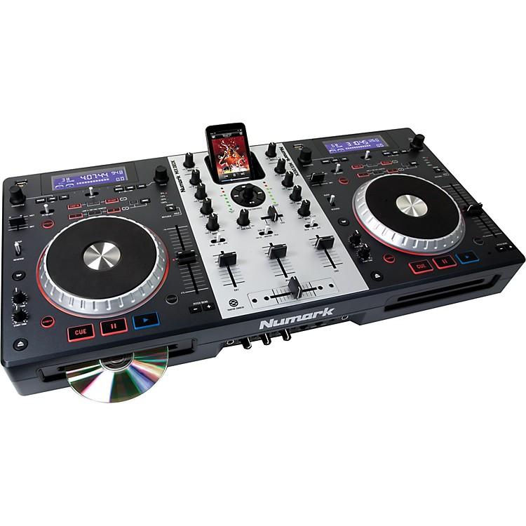 NumarkMixDeck Universal DJ System in Silver