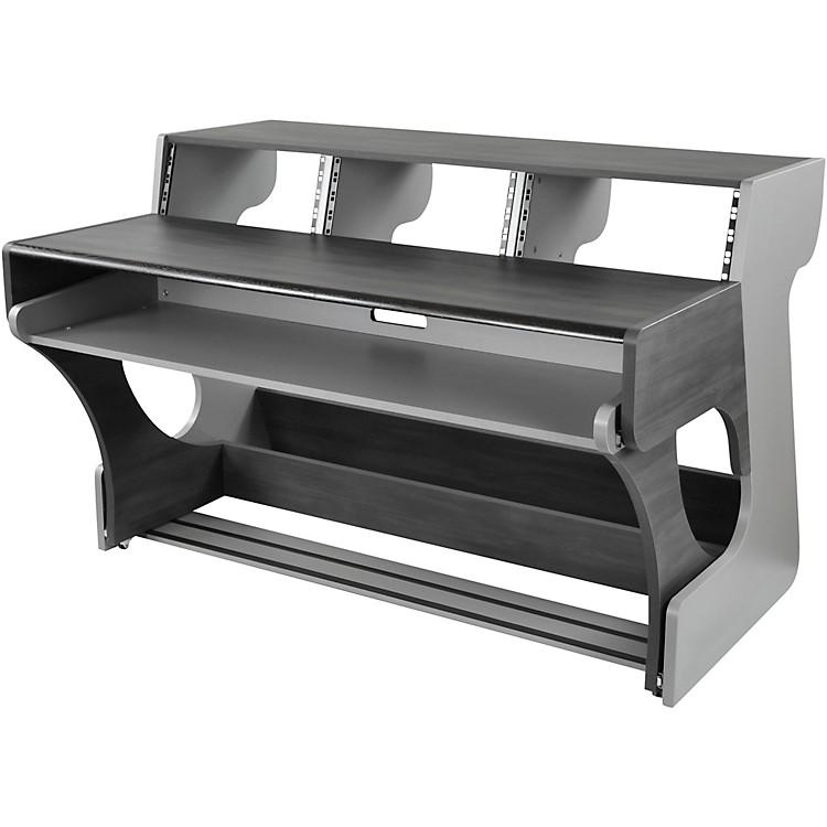ZaorMiza 88XL Studio DeskTitanium/Wenge