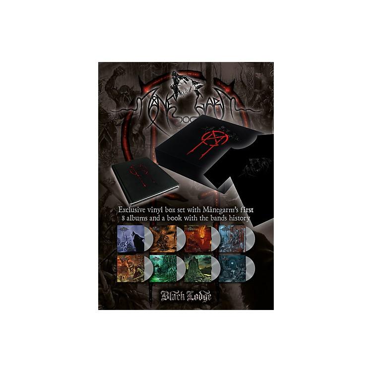 AllianceMånegarm - 8LP Boxset + Book + T-Shirt (2XL)