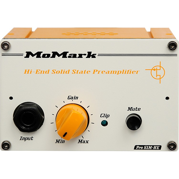 MarkbassMoMark S1M-HE Bass Preamp Module